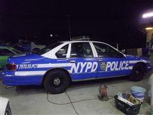 シボレー・カプリス!NYPD仕様完成♪