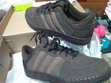 ネットで靴購入(^^)