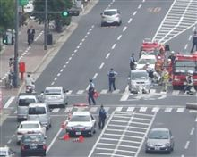 軽自動車と事故