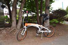 ヤッター!! 自転車通勤の総距離が月間目標を達成できた!