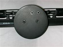 左ハンドル車用 ワイパーブレードのホルダー製作