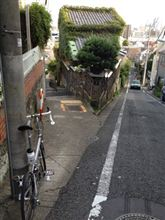 坂巡り4 日無坂(階段付き)