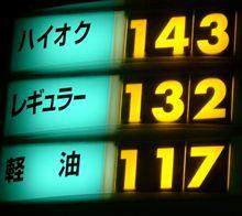 6月の燃費報告~