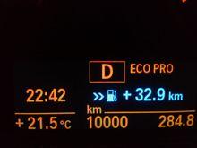 納車後10,000km