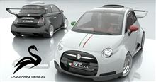 Fiat 550 Italia