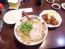 今日の晩御飯は天一o(^-^)o