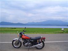 田沢湖、玉川ダムツーリング