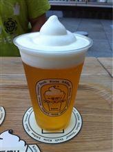にょろ泡ビール