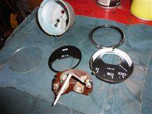 油圧計修理