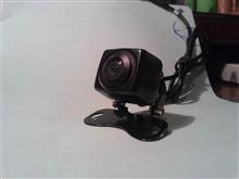 新しいバックカメラ♪