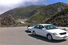 旅のおまけ  海岸線のカリフォルニア1号線