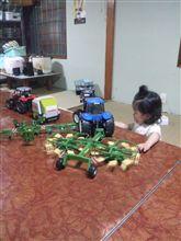 牧草作業機納車しました