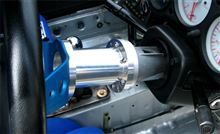 【PP1】GarageBabel ステアリング用ロングボススペーサー100mm検証