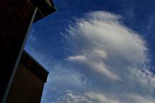 背徳の白い雲 …に、3行追記