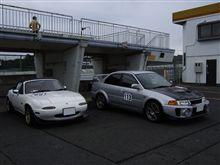 2012,7/12(木)K1スポーツ・TC2000走行会!