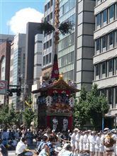 祇園祭 山鉾巡航に行ってきました☆