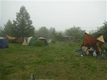夏だからキャンプだ