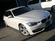 新型BMW 320i (F30)へVIPER装着完了!!