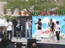 TBC夏祭り2012@石巻専修大 2日目