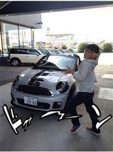 1番楽しいMINI、Roadstar!!