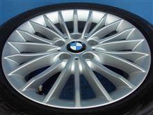 BMW純正パラレルスポーク414 17インチ