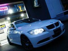 BMW(E90)にも快適装備「エンジンスターター」~VIPER 5904編