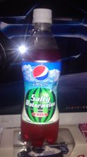 PEPSI  Salty Water melon