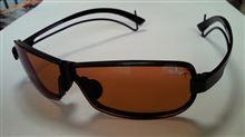 タレックス 偏光レンズのサングラス