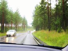 V50で駆けるノルウェーの森、 Vol.2