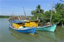 Fishing boat(@マレーシア)