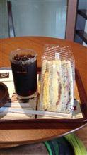 CAFE de CRIEでランチ