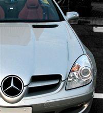【観察】Mercedes-Benz SLK 200 Kompressor (R171)