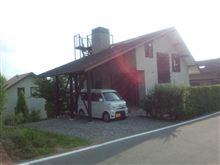 避暑地、小淵沢へお出掛け中