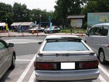 埼玉県警の交通安全活動と展示車両