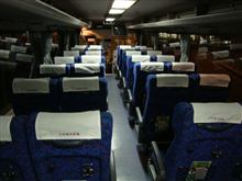 ☆先日高速バスに乗りましたが、乗客は当方入れて3人でした。(少なっ!!)