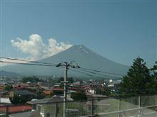 夏休み三日目 富士登山 登り