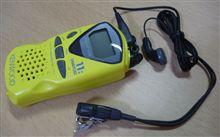 特小無線用イヤホンマイク KENWOOD EMC-3