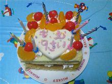 長女の誕生日②