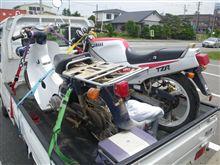 サーキットを走りたくなっちゃう・・・TZR125ほぼ完成かな?
