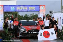 APRC Malaysian Rally 2012 観戦記