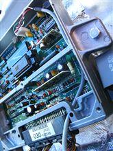 【PP1】【ECU】RS232C-TTL変換ケーブルをECUに取付
