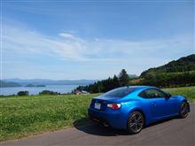 BRZでゆく北海道週末旅 3 羊蹄山/洞爺湖編