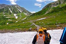 小学校の立山登山に参加してきました