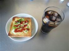 今日の朝食♪