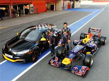 Renaultsport with Red Bull