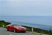 鳥海山へドライブ