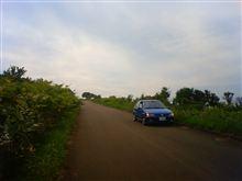 106と行く 裏道と田圃