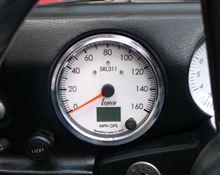 スピードメーター交換