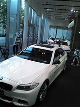 BMW Group Studioに行ってきました。