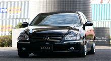 SKIPPER(スキッパー) エアロ ニッサン シーマ F50 前期用 取扱開始!【車道楽&みんカラ ステッカープレゼント】